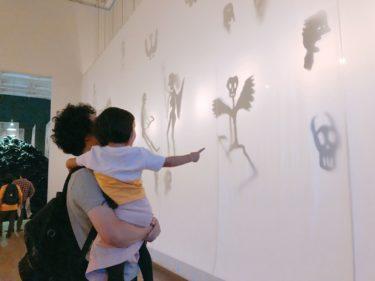 子どもと一緒に感じて考えてみる「クリスチャン・ボルタンスキー – Lifetime」国立新美術館に行ってきました