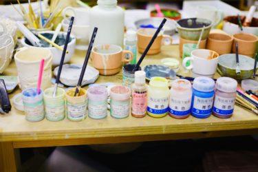 陶芸・手びねりで食器づくりに挑戦&ガラス加工体験もしてみた♪