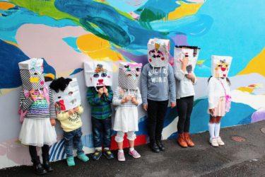 子どもと列車でアート体験|S+N laboratory