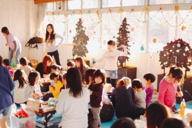 クリスマス・オーナメント ワークショップ