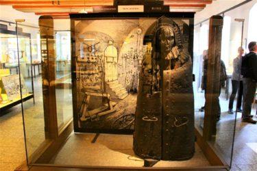 ローテンベルクの中世犯罪博物館/Mittelalterliches Kriminal Museum (Crime Museum)へ