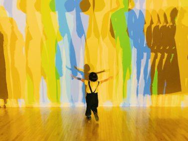 子連れ美術鑑賞:オラファー・エリアソンの展覧会を見に、東京都現代美術館へ♪