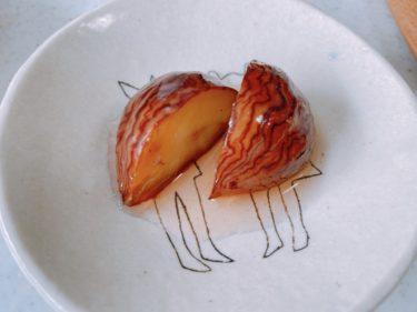 秋がやってきた!ほっこり旬のもの食べよ♪栗の渋皮煮のレシピに挑戦してみた